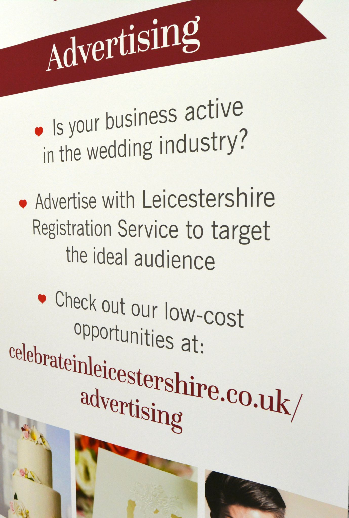 Wedding Advertising